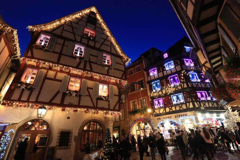 marché noel 2018 kaysersberg Marchés de Noël en Alsace marché noel 2018 kaysersberg